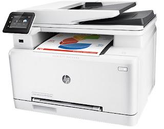 Download Driver HP Color LaserJet Pro MFP M277dw For Mac
