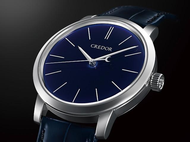 Credor Eichi II Blue Edition GBLT997