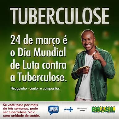 Prefeitura promove ação  para combater a tuberculose em Colombo
