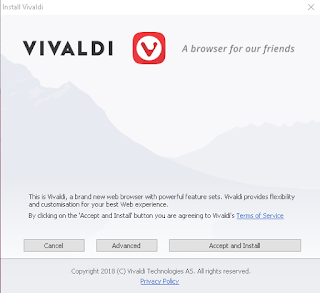 Download Vivaldi Browser Latest Version