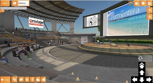 "Formentera, protagonista en la 1ª Feria Virtual del Viaje ""On Viaje"""