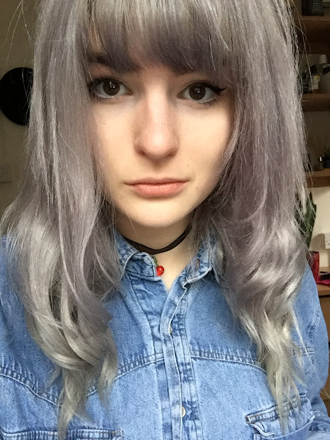 grey hair dye makki