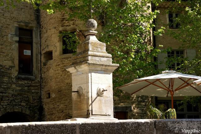 Fontana di Piazza Genty Pantaly