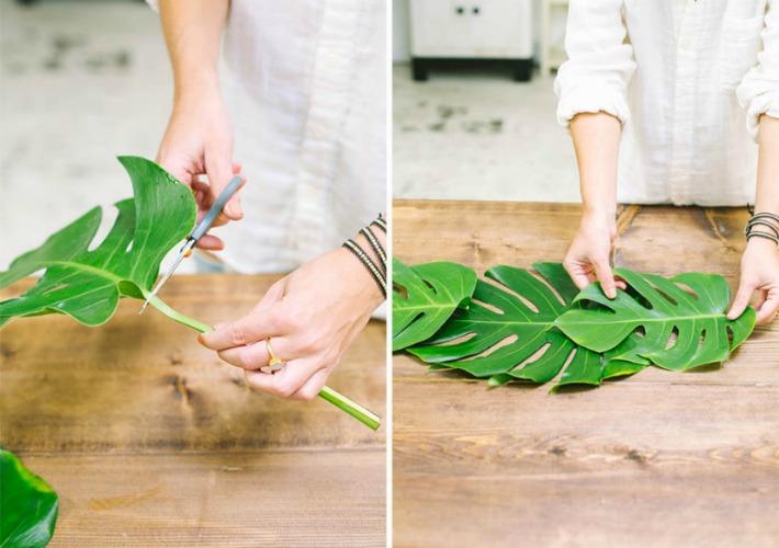 Decoración Fácil: Tutorial para decorar una mesa de verano
