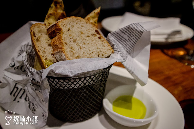 【信義微風美食】Osteria by Angie。純正統義式經典餐廳
