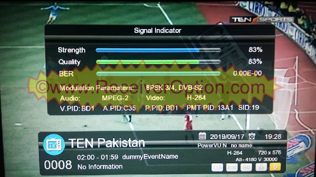 GX6605S 5815 V4.1 TYPE HD RECEIVER TEN SPORTS 100% OK NEW SOFTWARE