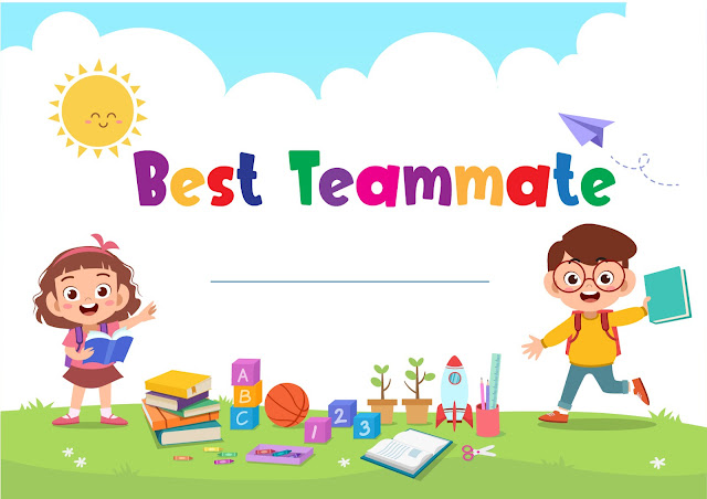 Digital and Printable Awards, Writing, Reading, Spelling, Math, Science, Art, and More