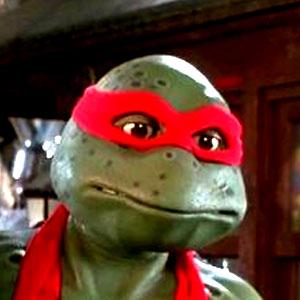 Las tortugas Ninja 1990 Raphael