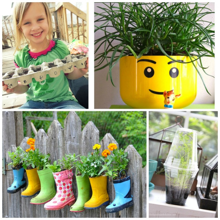 an amazing collection of gardening activities for kids so many neat ideas over