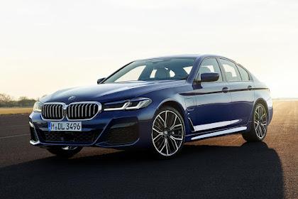 2021 BMW 540i xDrive Review, Specs, Price