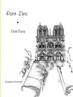 New release book - Point Zéro by Oiseau Distrait