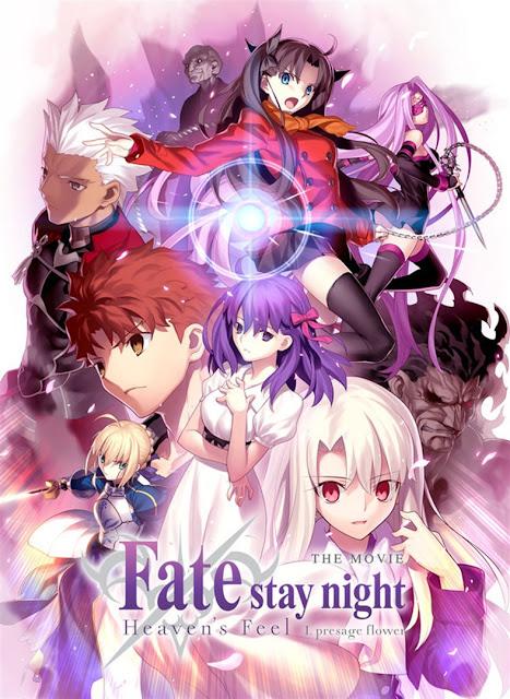 fate stay night heaven feel