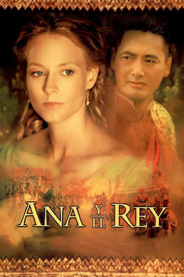 Anna And The King 1999 DVD R1 NTSC Latino