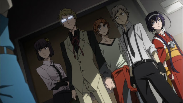 Bungou Stray Dogs Season 3 Episode 9 Subtitle Indonesia