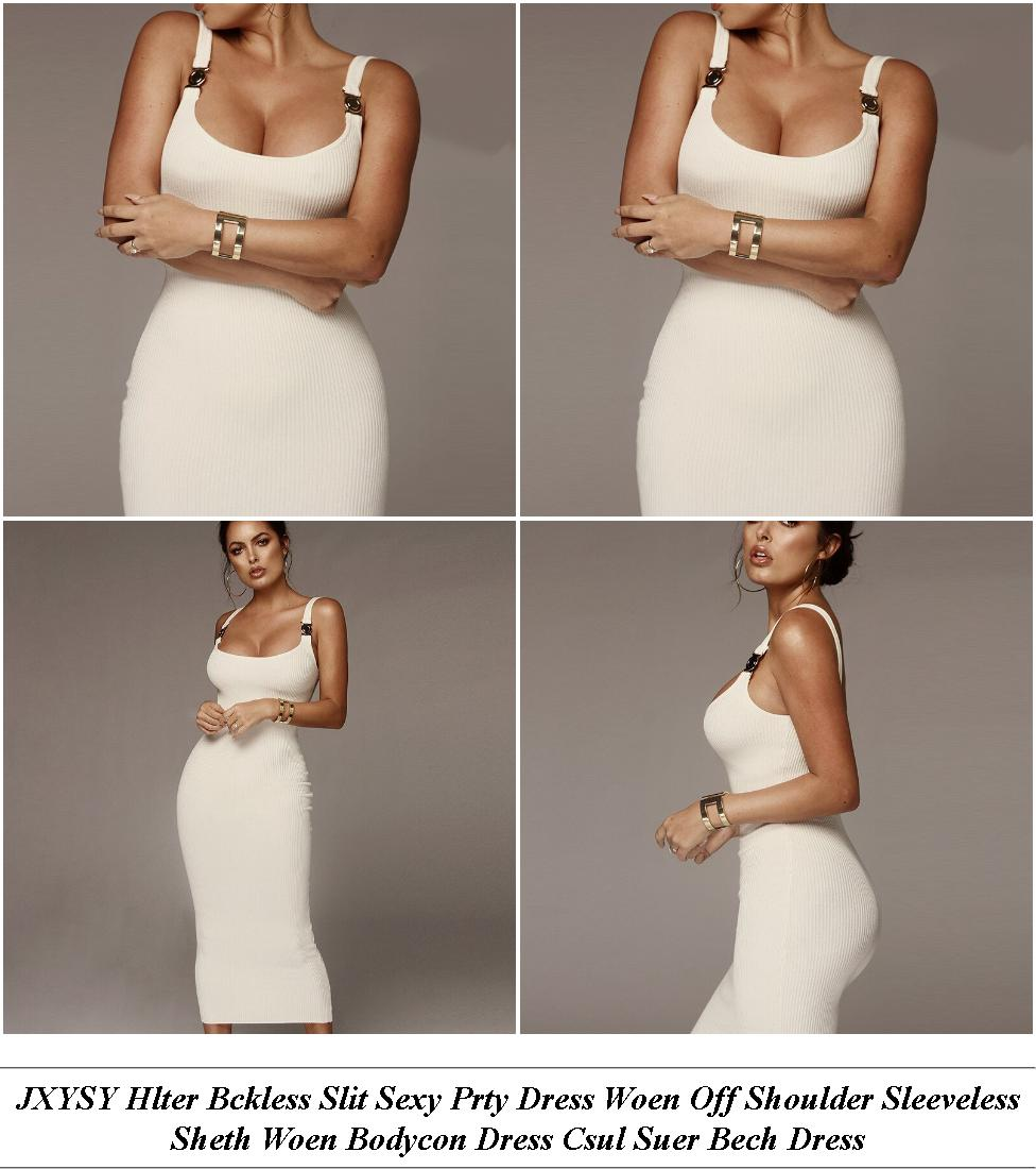 Short Semi Formal Dresses With Long Sleeves - Designer Fashion Store Online - Est Wesites To Shop Prom Dresses In Canada
