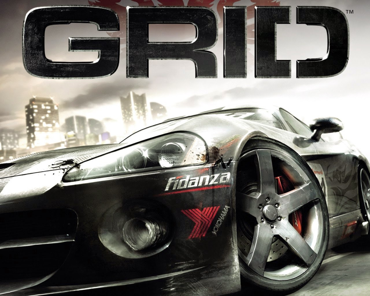 Grid 3 Auto Sport PC Game Free Download