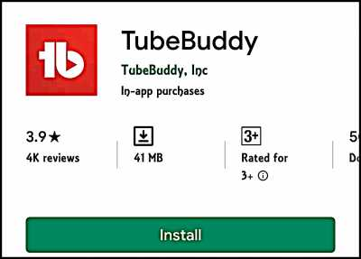 Tubebuddy Application for Youtube Seo and Tags