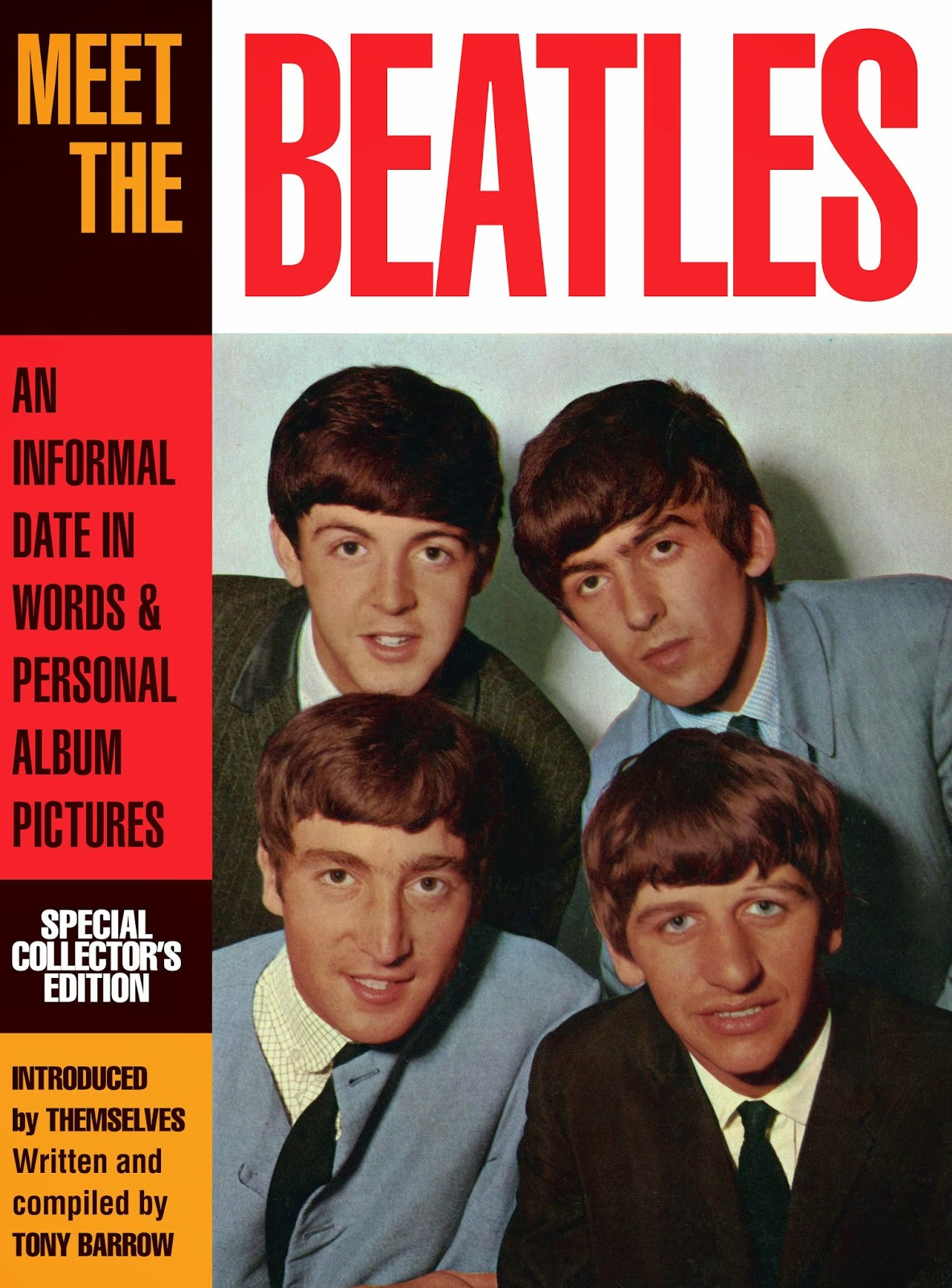 Book Cover Black Beatles ~ The daily beatle october