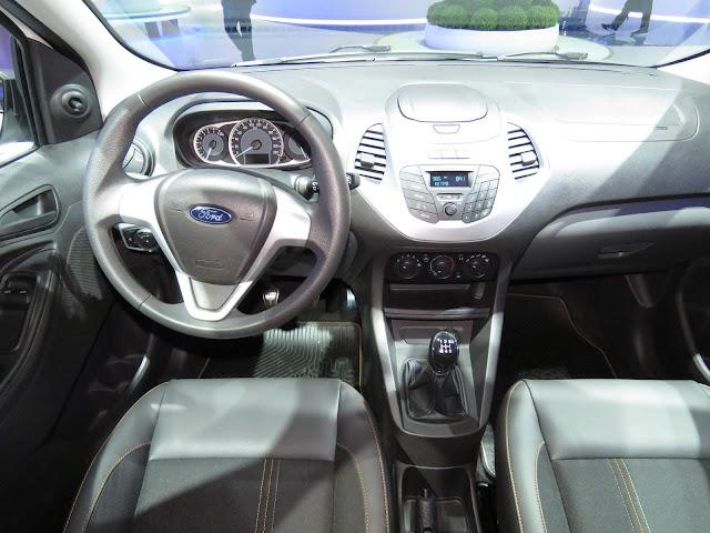 Ford Ka: 1 milhão de unidades fabricadas no Brasil