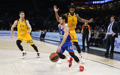 Turkish Airlines Euroleague - Shane Larkin - Anadolu Efes - Khimki Moskova