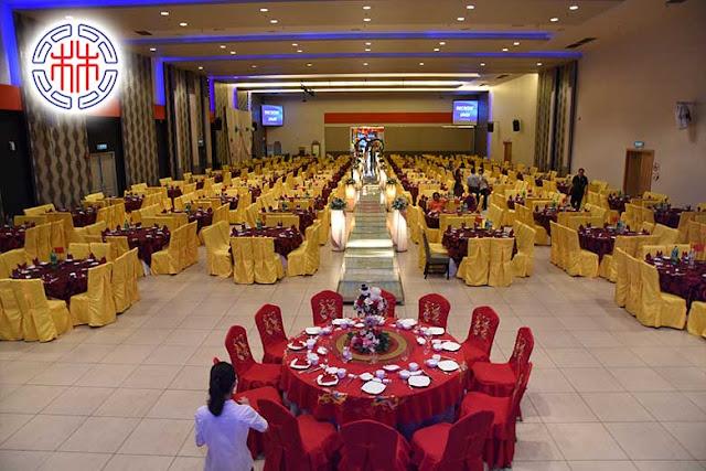 LTP banquet Melaka wedding