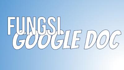 google doc, dokumen, google, microsoft word, pengolah kata, office,