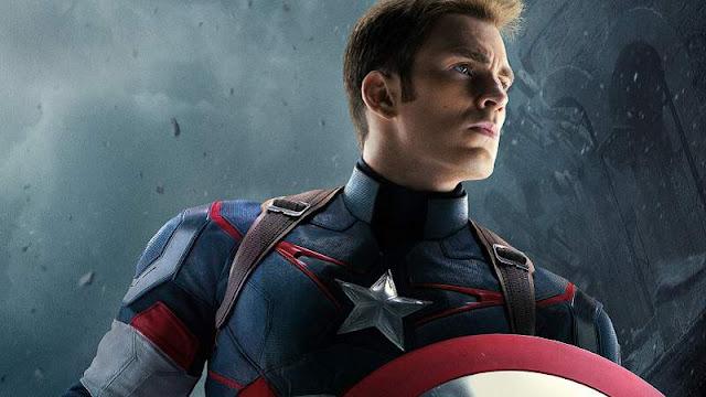 chris evans berhenti sebagai captain america