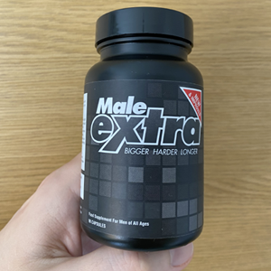 male extra gnc