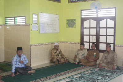 Selama Bulan Suci Ramadhan, Kemenag Tanjungbalai Laksanakan Tausiah Ba'da Dzuhur