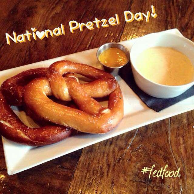 National Pretzel Day Wishes Photos