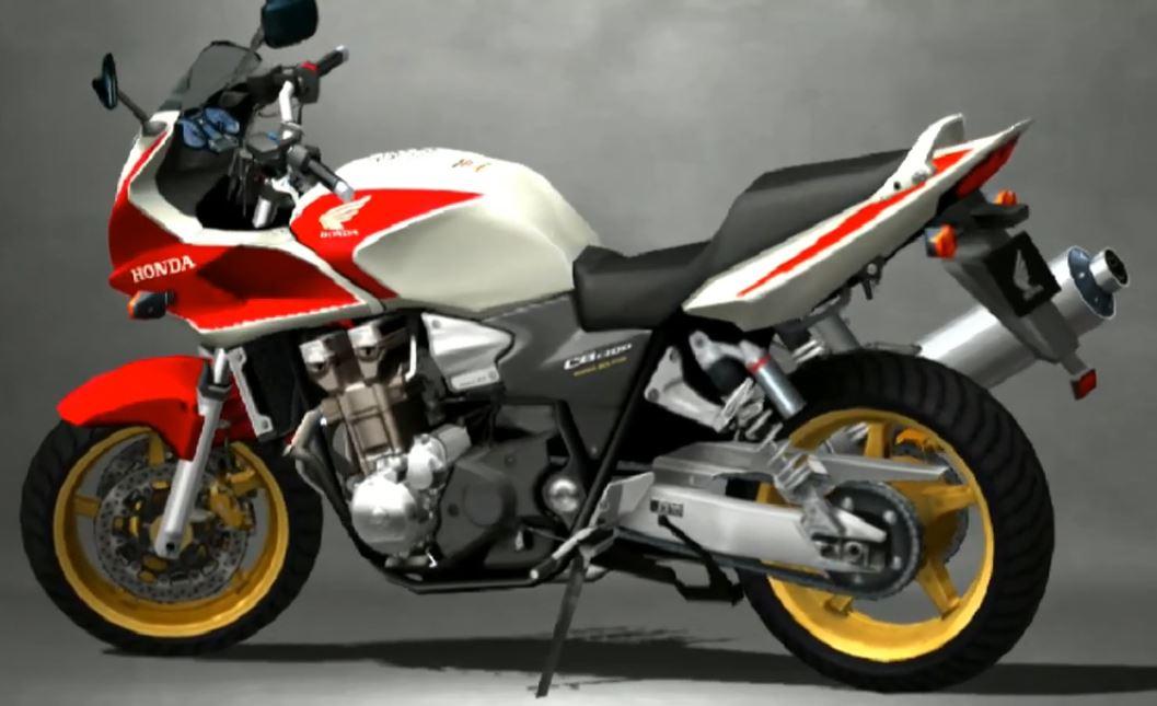 Honda CB1300 Super Bol D'OR 2005