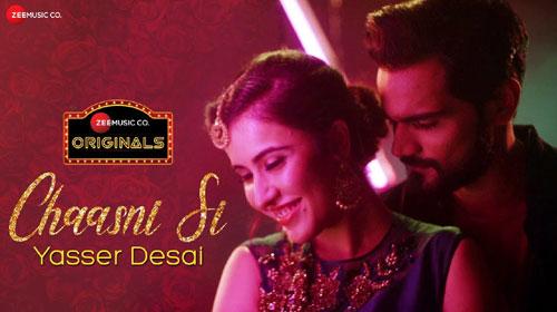 Chaasni Si Lyrics | Yasser Desai | Jeet Ganguli
