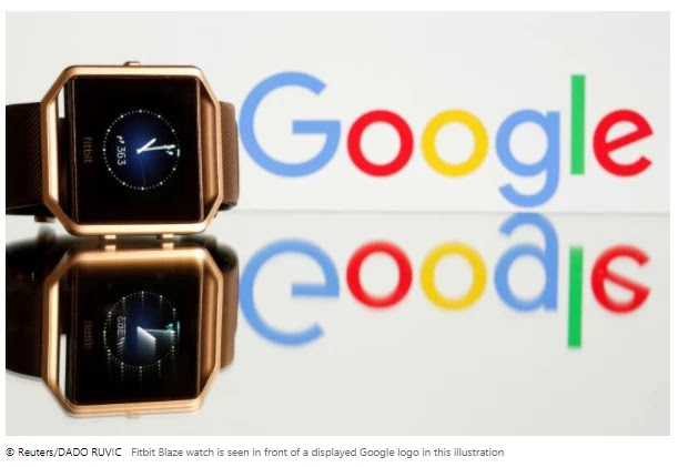 EU no-confidence deadline for Google, fitbit deal extended to January 8