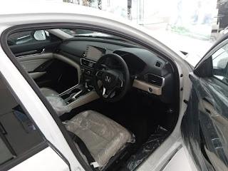 Cicilan New Honda Accord Turbo Via CIMB NIAGA FINANCE, Prestige, matic