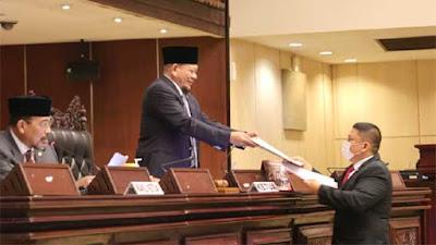 Usai Reses, LaNyalla Buka Masa Sidang V DPD RI