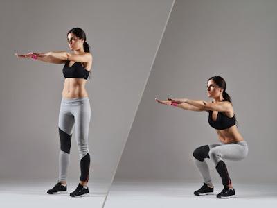 6 types de squats pour transformer votre corps