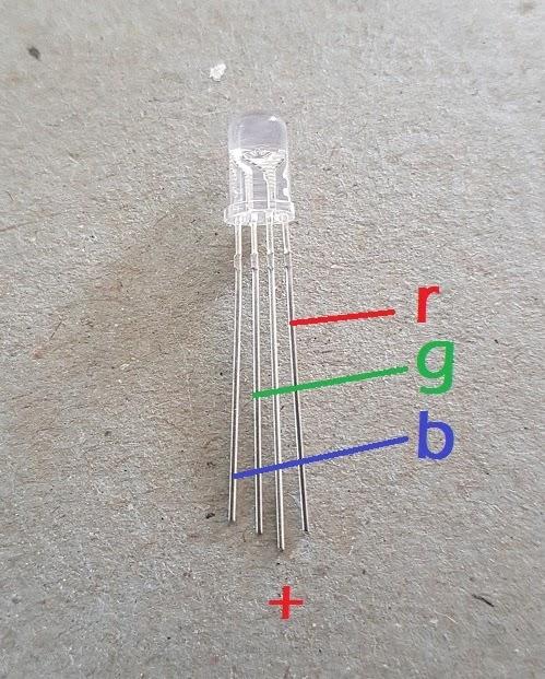 Hasil gambar untuk led rgb