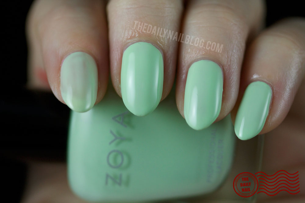 Zoya Tiana Swatch - Zoya Delight 2015 Collection