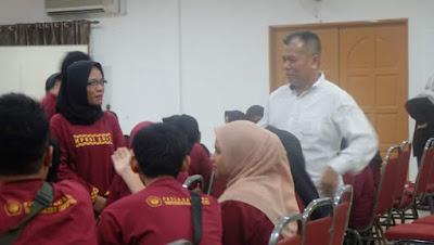 KKL Pascasarjana MPBSI FKIP Unila Disambut Baik di Malaysia
