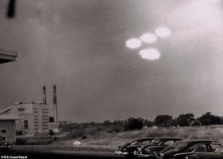 Declassified report from the CIA's bombshell UFO dossier