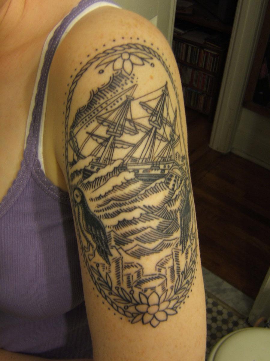 Shanninscrapandcrap: Badass Tattoos