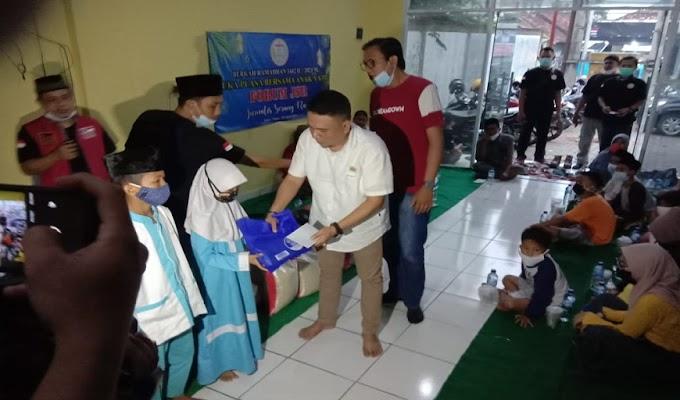 Ramadhan Berkah, FJSR Gelar Baksos dan Buka Puasa Bersama Puluhan Anak Yatim Piatu