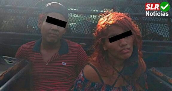 pareja-detenidaporrobo-playadelcarmen