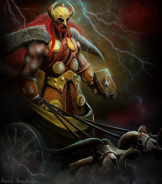 Fakta Menarik Tentang Odin Dewa Penguasa Dunia Dalam