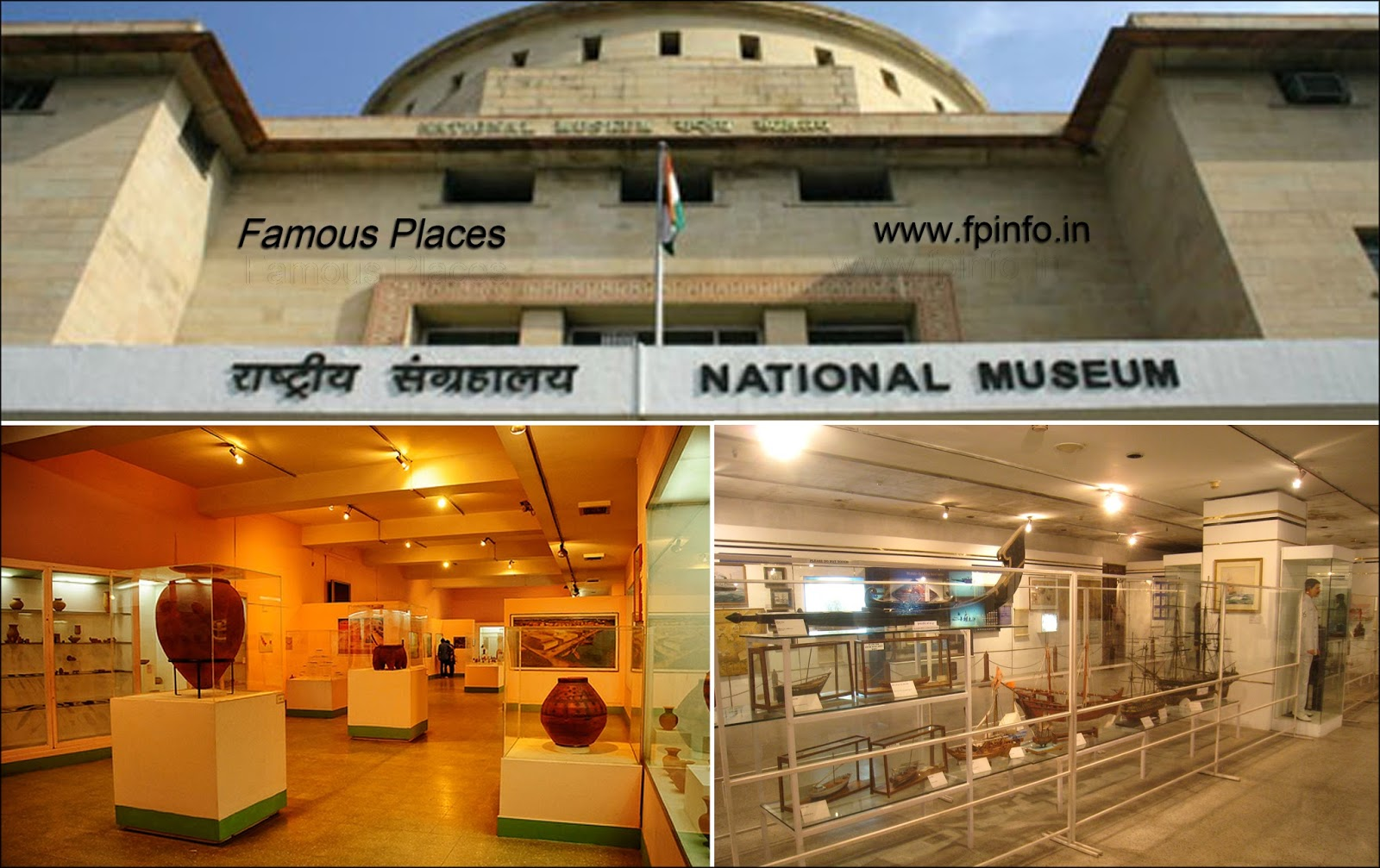 National Museum in Delhi - Entry Fee, Timing  Famous Places