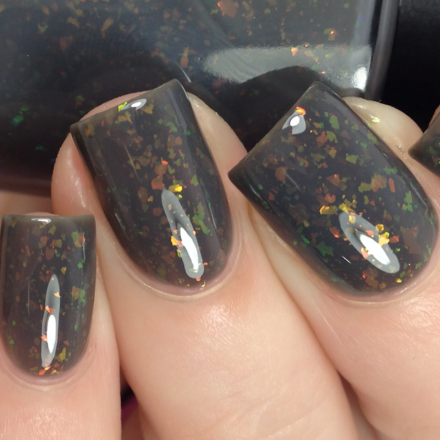 Bee's Knees Lacquer-A Tree Full of Monkeys on Nitrous Oxide