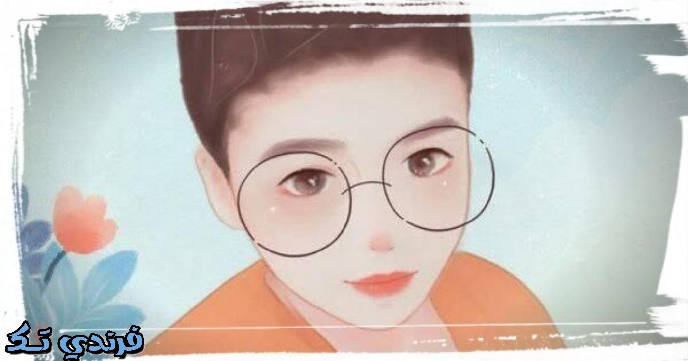 تطبيق Meitu لتحويل صورتك إلي طفل أنمي بشكل مدهش وروعة