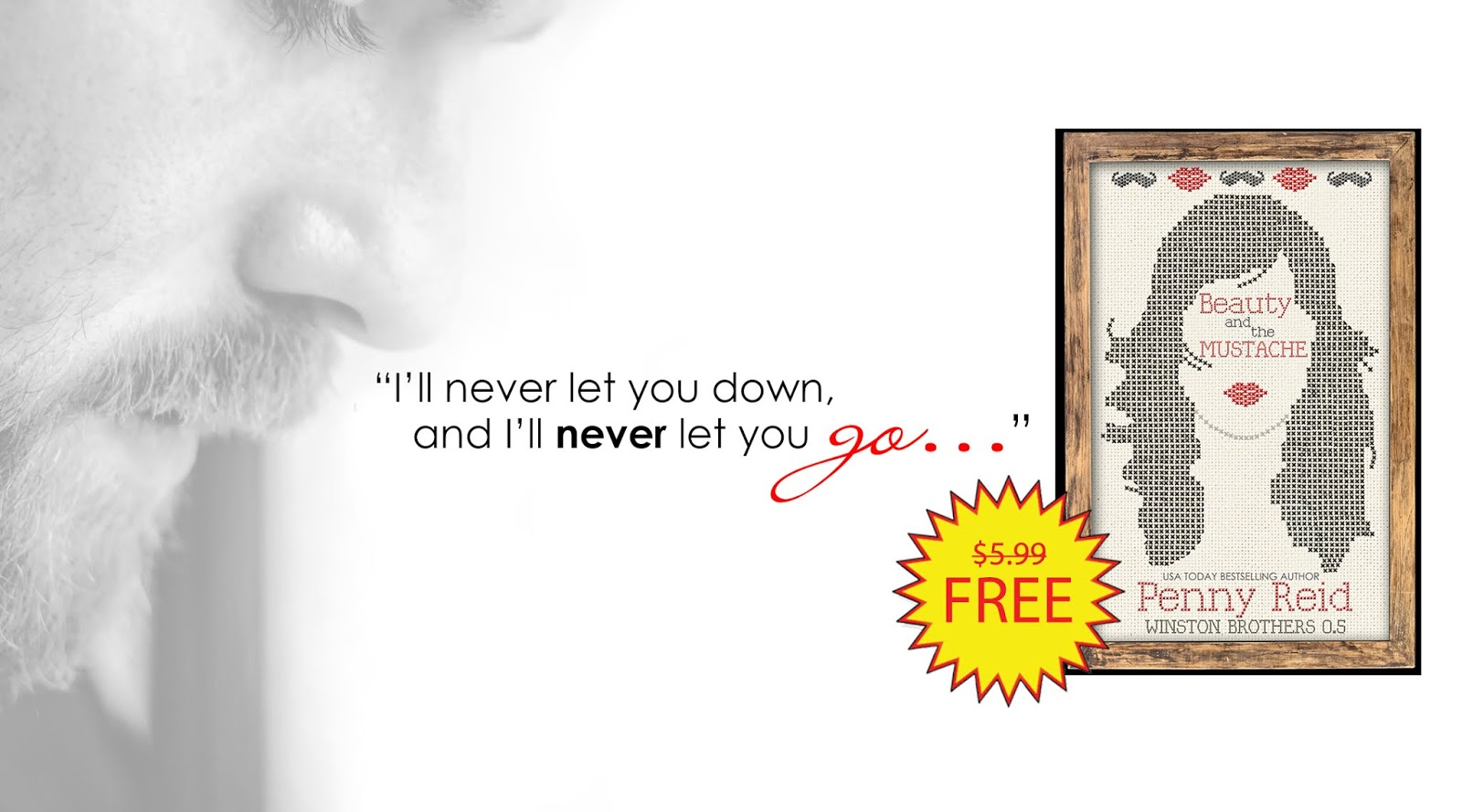 Sasha Says Free Beauty And The Mustache By Penny Reid