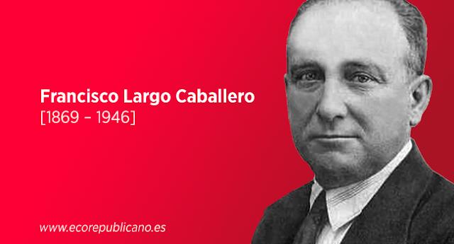 Orígenes y causas de la guerra civil en España, según Largo Caballero