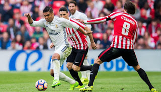 Athletic Bilbao vs Real Madrid Live Stream online Today 02 -12- 2017 Spanish LaLiga